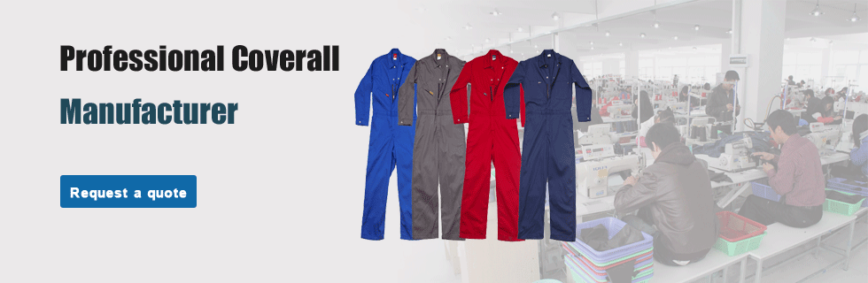 China coverall