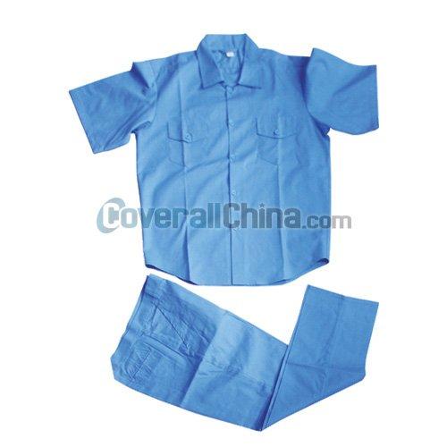 Blue work suits- SW002