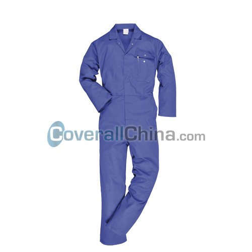 cotton safety coverall- SC035