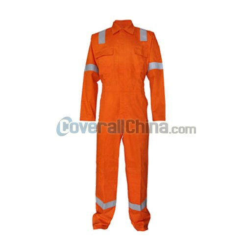 fire retardant coverall- SC031