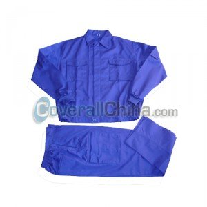 royal blue work suits