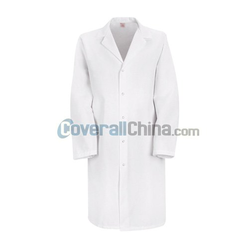 white lab coats- LC001