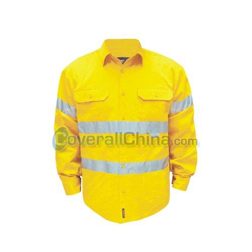 custom work shirts- WS020