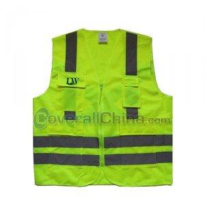 customized safety vests