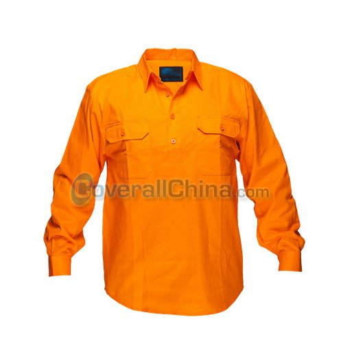 industrial work shirts-WS011