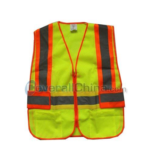 mesh safety vest- SV014