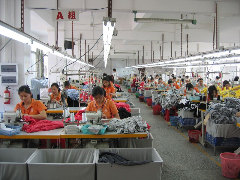 coverall factory