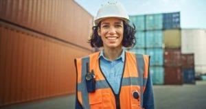 Women Construction Work Vests