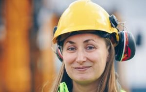women construction Work Hats